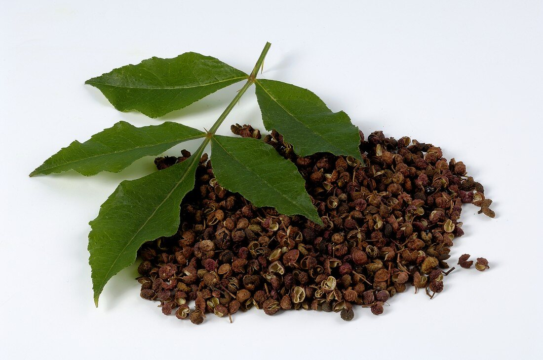 Sichuan pepper (Asian spice)