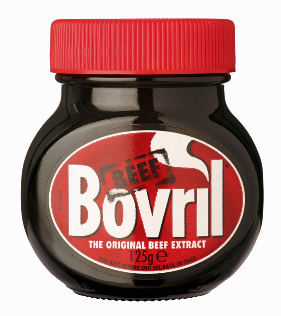 Bovril (Beef extract, UK)
