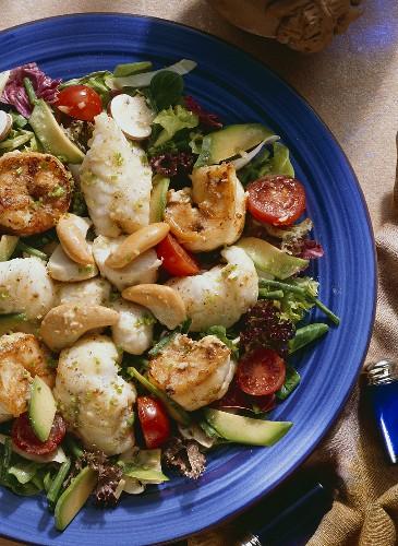 Fancy Fish Salad
