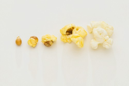 Popcorn Series from Kernel to Fully Popped
