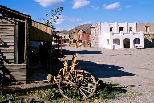 Almeria: Wildwest-Kulissenstadt in der Sierra Alhamilla