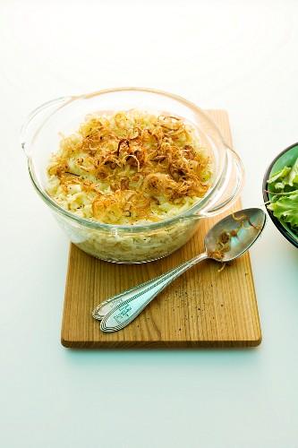 Allgäu cheese noodles