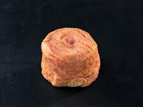 Trou du cru (French cow's milk cheese)