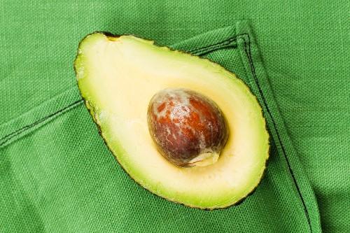Half an avocado