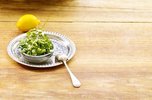 Herb tabbouleh