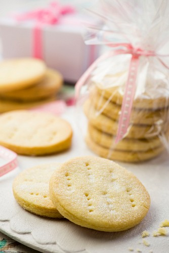 Shortbread as a gift