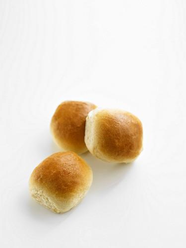 Balls of bread