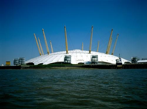 Millennium Dome,Greenwich,London