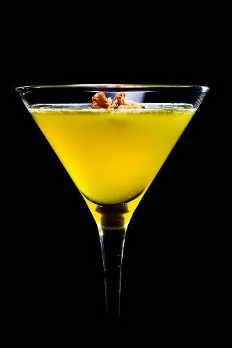 After Five Cocktail mit Gin und Likör