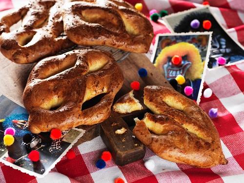 Basler Faschtewaije (Shrove Tuesday pastry), Switzerland