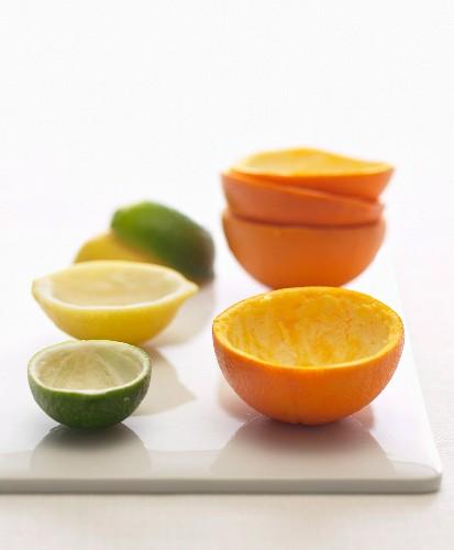 Citrus skins