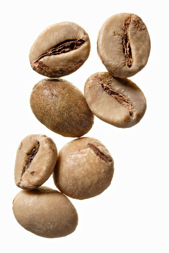 Coffee beans, Indonesia