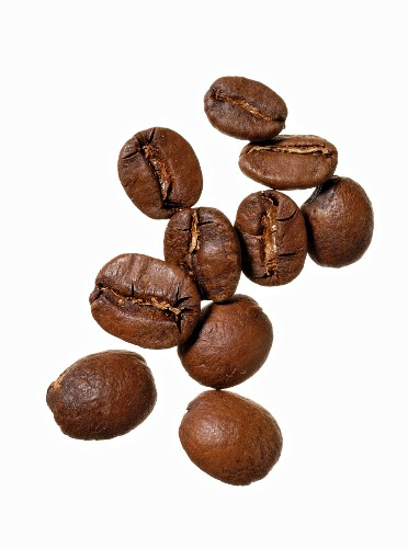Coffee beans, roasted
