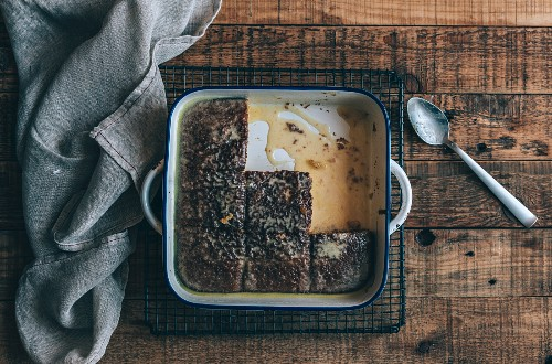 Malva Pudding (dessert from South Africa)