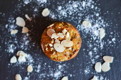 Kürbis-Möhren-Muffin
