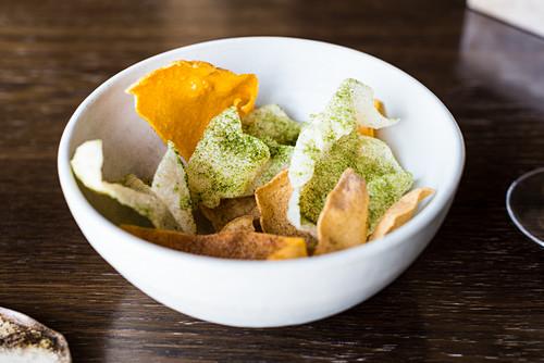 Vegetable Crisps
