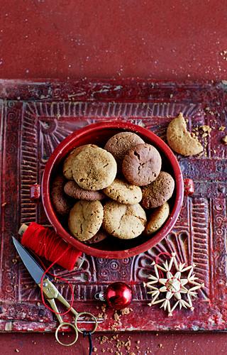 Sugar-free lard biscuits