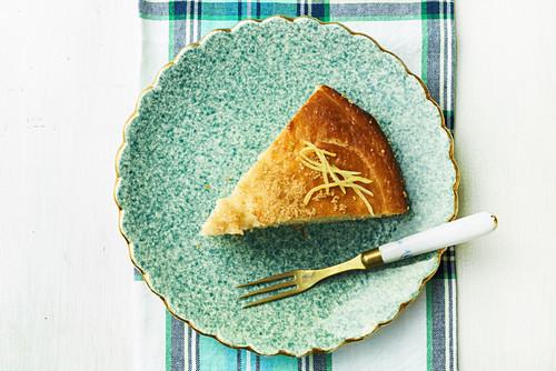 Lemon cake (Italy)