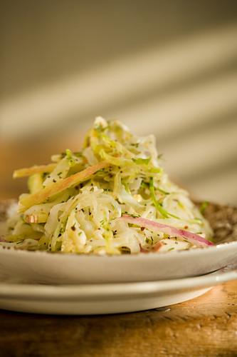 Coleslaw mit Möhren (USA)