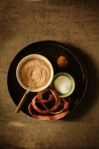 Cinnamon and Sugar combination