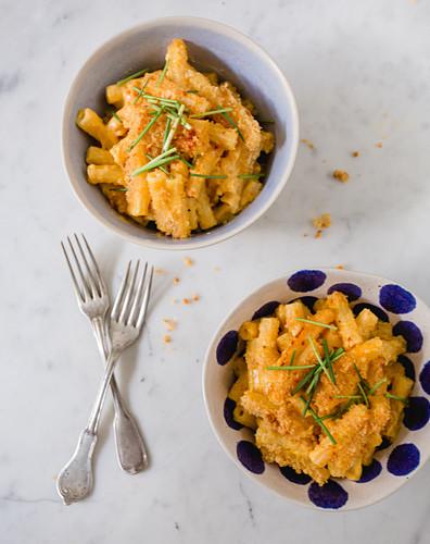 Macaroni and cheese (USA)