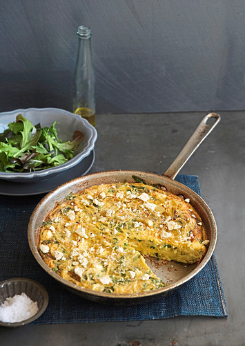 Angel Hair Frittata