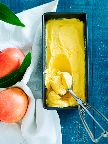 Summer Fruit - Sweet and simple, mango treats