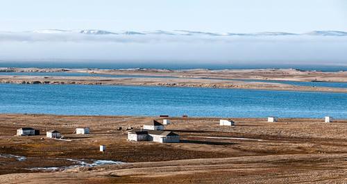 Kinnvika historic polar research station