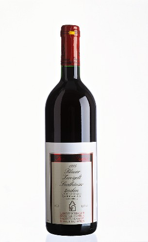Bottle of Saalhäuser Blauer Zweigelt, Bad Kösen, Saale-Unstrut