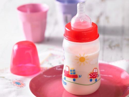 Wheat-based baby food