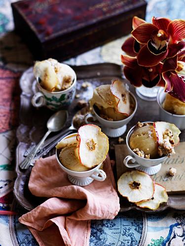 Toffee Apple Sorbet