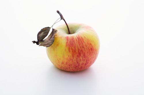A Topaz apple