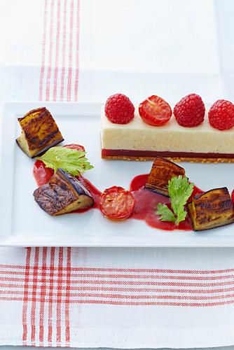 Ratatouille as dessert
