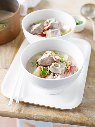 Thai-Style Beef Curry
