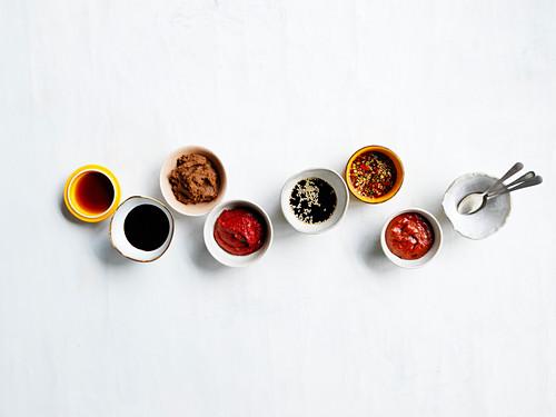 Korean jangs - fermented sauces