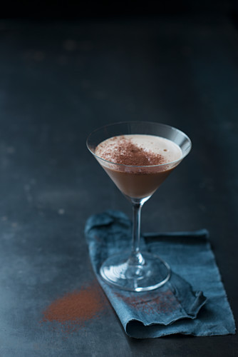 Coffee cocktail with Angostura