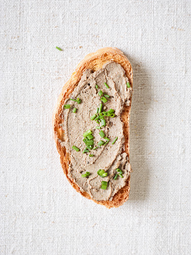 Pâté with calvados