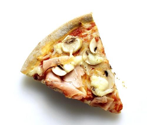 Ham Pizza Slice