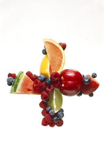 Fruit Punctuation, A Plus Sign