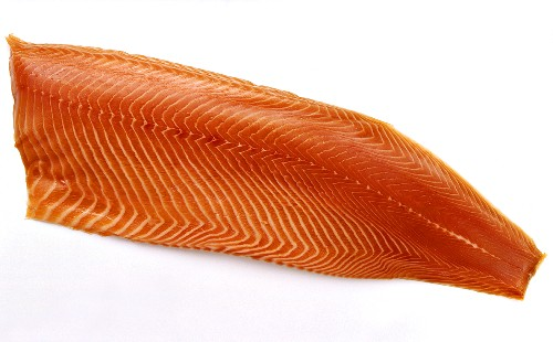 Side of salmon (whole piece)