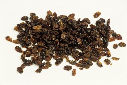 A Pile of Raisins