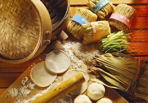 Homemade Asian Noodles
