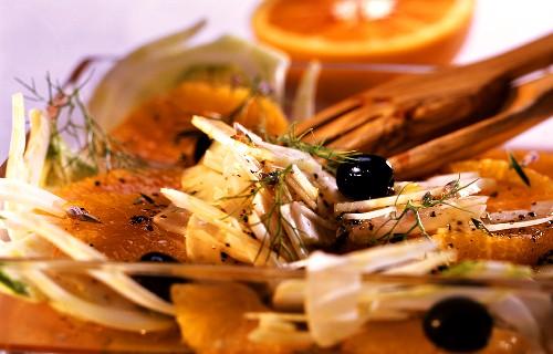Insalata di arance alla siciliana (orange & fennel salad)