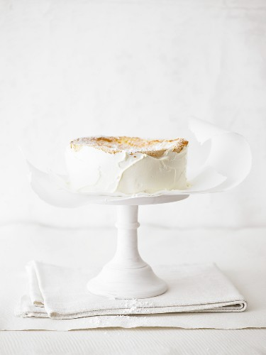 Quince cheesecake