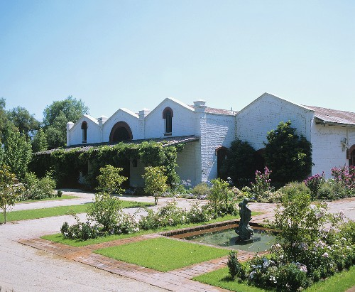 Viña Errázuriz Estate, Panquehue, Aconcagua Valley, Chile
