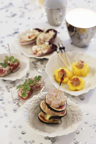 Amuse-bouches for Christmas