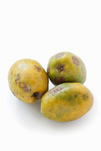 Golden apples (Ambarella, caja-manga, Brazil)