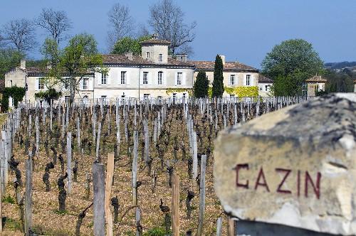 Château Gazin, Pomerol, Bordeaux, France