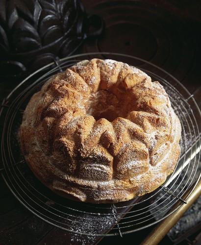 Gateau de Savoie (sponge cake)