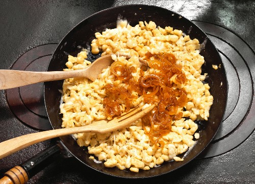Cheese Spaetzle from Allgaeu